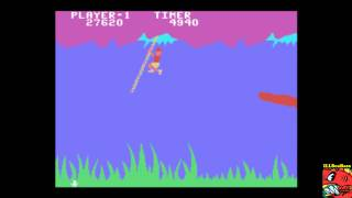 Jungle Hunt: Skill 2 (Colecovision Emulated) by ILLSeaBass