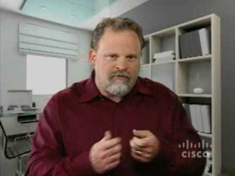 port - Cisco's Jimmy Ray Purser explains. http://www.cisco.com/smallbusiness.