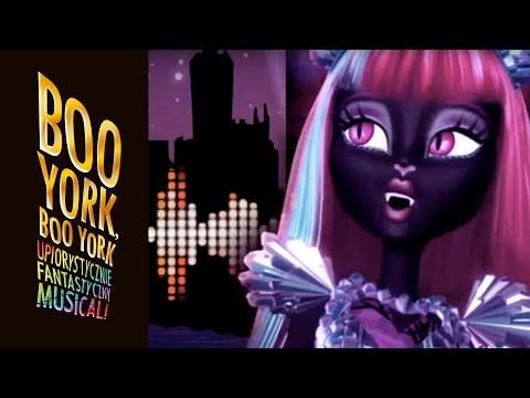 Jula - Boo York, Boo York (Monster High) lyrics