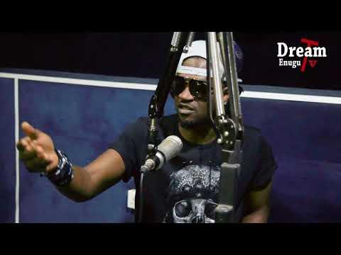 VIDEO OF RUDEBOY PSQUARE VISIT TO 925DREAMFM ENUGU