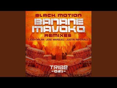Banane Mavoko (Justin Imperiale Drumapella) (feat. Jah Rich)