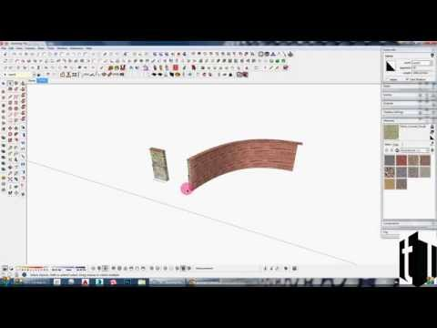 Tutorial SketchUp Plugin Shape Bender I Chris Fullmer