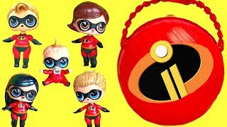 Video LOL Surprise The Incredibles 2 Help Rescue Punk Boi and Lil' Brother MP3, 3GP, MP4, WEBM, AVI, FLV Agustus 2018