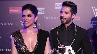 Video Deepika Padukone & Shahid Kapoor Full Interview On Padmavati Controversy MP3, 3GP, MP4, WEBM, AVI, FLV November 2017