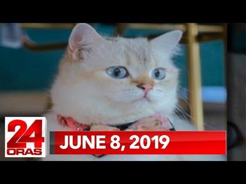 24 Oras Weekend Express: June 8, 2019 [HD]