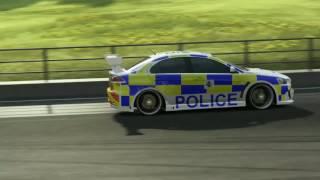 Nonton Forza Motorsport 5   Police Scotland Evo X Film Subtitle Indonesia Streaming Movie Download