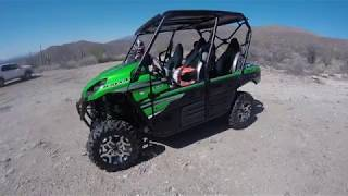 10. Brand New 2018 TeryX4 LE right from the dealer and straight to Chiva Falls
