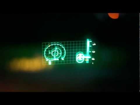 Video of Navier HUD Navigation Free