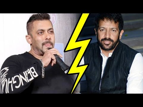 Kabir Khan Finally REACTS On His Fight With Salman