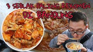 3 Rekomendasi Seblak Terbaik Di Bandung, Wajib Dicoba! - #Vlog013