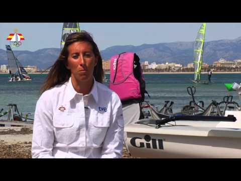 Especial Olimpicos - Clase 470: Ángela Pumariega y Patricia Cantero