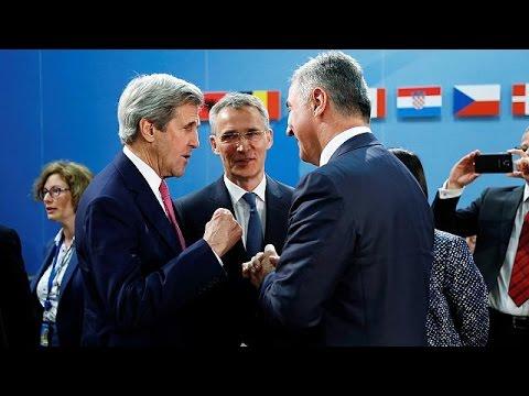 Ενίσχυση των δυνάμεων του ΝΑΤΟ απέναντι στη Ρωσία
