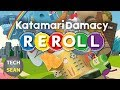 First Look Katamari Damacy Reroll Pc Version Gameplay S
