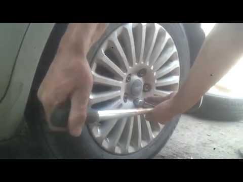 Замена задних амортизаторов форд фокус фотка
