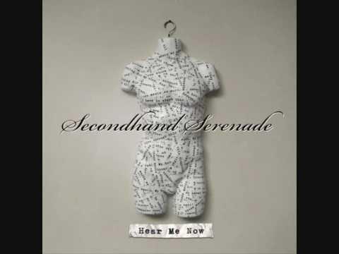 Tekst piosenki Secondhand Serenade - Distance po polsku