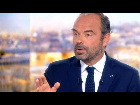 """Frankreichs Regierungschef Philippe: """"Einkommensteu ..."""