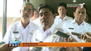 Sumarsono: Tak Ada Masalah dalam Proyek MRT