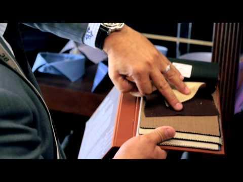 Art Lewin Bespoke Tailors - Beverly Hills Video - Los Angele