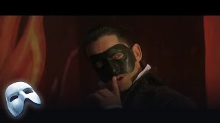 The Phantom (Gerard Butler) takes on a disguise in order to perform alongside Christine (Emmy Rossum) in Don Juan. From The Phantom of the Opera: The ...