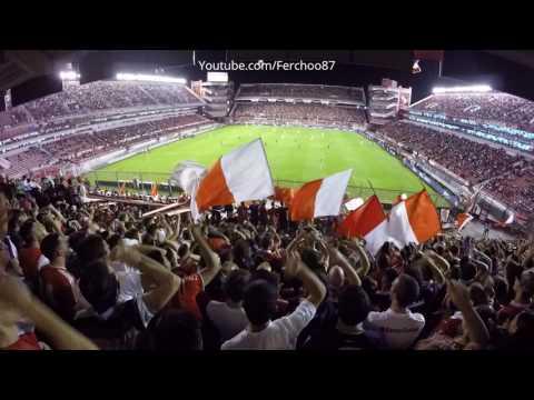 Independiente 1-1 Velez 2017 | La hinchada - La Barra del Rojo - Independiente