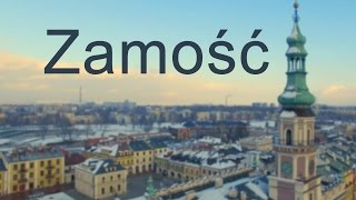 Zamosc Poland  City new picture : Zamość | Zamosc | POLAND | 4K