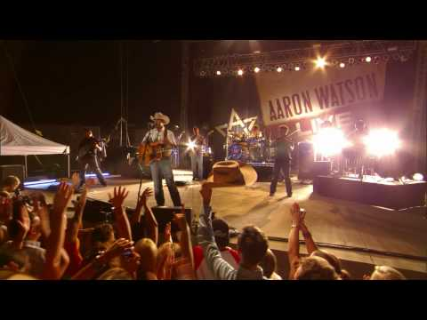 Aaron Watson, Barbed Wire Halo LIVE