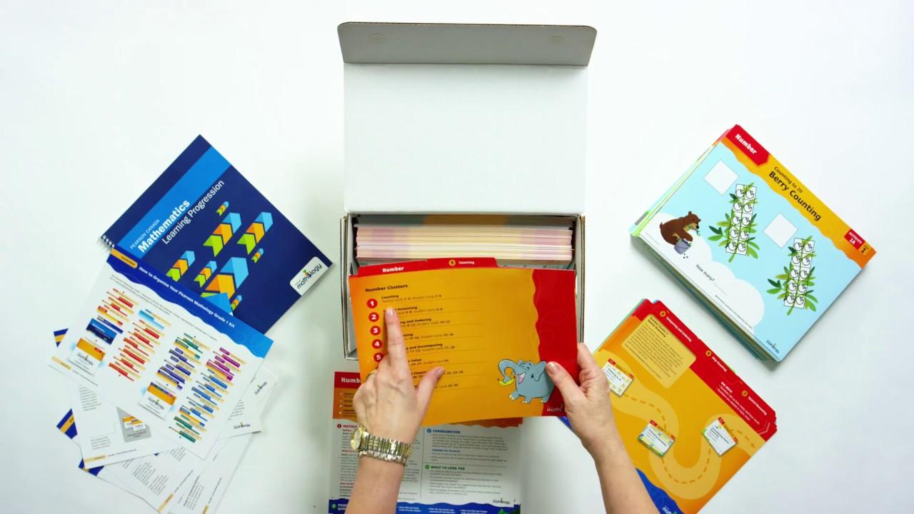 Mathology Classroom Activity Kits