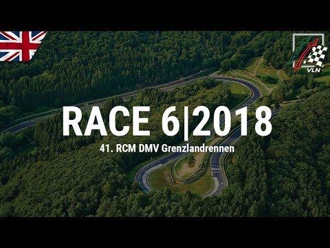 RE-LIVE: The sixth round VLN Endurance Championship 2018 at the Nürburgring