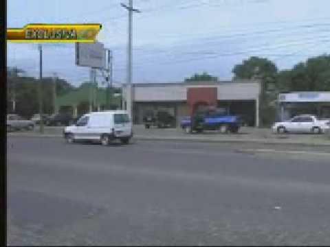 Managua Nicaragua Enfrentamientos Policia