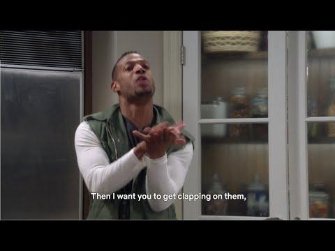 Marlon s01e01 Act ghetto scene