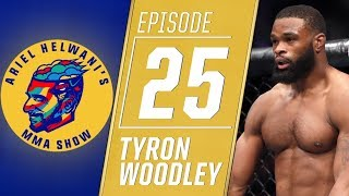 Video Tyron Woodley eyes fight in early 2019, talks welterweight division | Ariel Helwani's MMA Show MP3, 3GP, MP4, WEBM, AVI, FLV Desember 2018