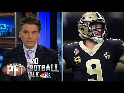 Video: Cowboys, Saints bring old school, new school football clash   Pro Football Talk   NBC Sports