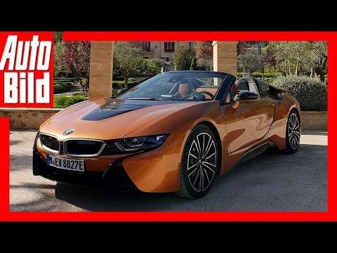 BMW i8 Roadster (2018) - Erste Fahrt / Review / Tes ...