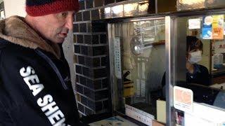 Taiji Japan  city images : Taiji, Japan - Sam Simon tries to buy a ticket to Taiji Whale Museum