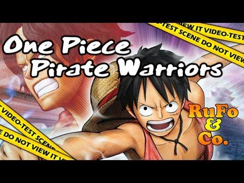 Vidéo-Test - One Piece: Kaizoku Musô