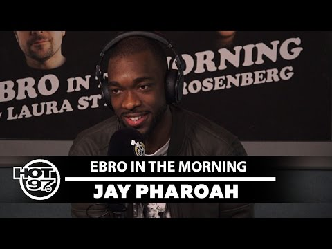 Jay Pharoah has 'no beef' after 'SNL' firing
