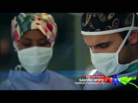 Saving Hope 4.17 - 4.18 Preview