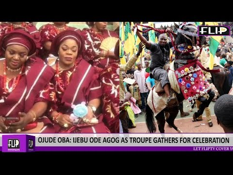 OJUDE OBA: IJEBU ODE COMES ALIVE AS AGE GROUPS GATHER FOR CELEBRATION