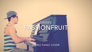 Drake - Passionfruit (Piano Cover + Sheets)