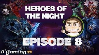 [Ep#08] Heroes of the Night - L'esprit critique de Grimdjow