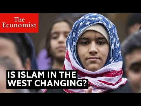 How Islam in the West is changing   The Economist