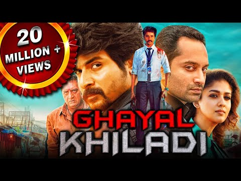 Ghayal Khiladi (Velaikkaran) 2019 New Released Hindi Dubbed Full Movie | Sivakarthikeyan, Nayanthara