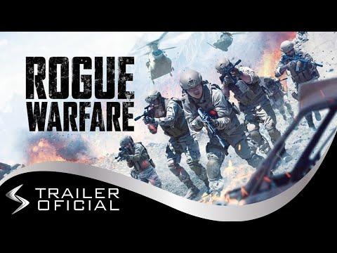 ROGUE WARFARE - Ameaça Global  -Trailer Oficial  -1h 43min -Ação-Guerra -Distribuição: Swen Filmes.