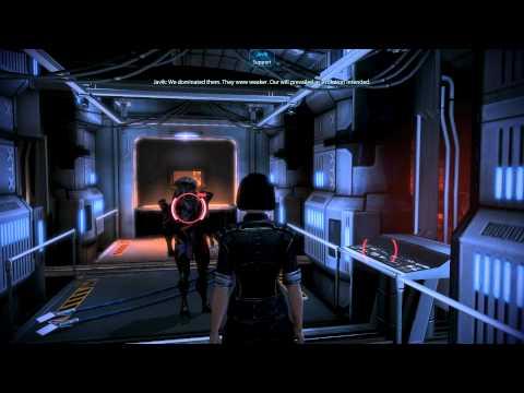 Mass Effect 3: Javik versus EDI [From Ashes DLC] (видео)