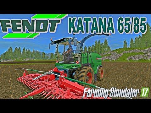 FENDT KATANA 65/85  v1.1