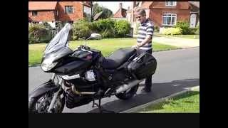 10. Moto Guzzi Norge 1200 GT8v Motorcycle Touring Review (fabulouSport)