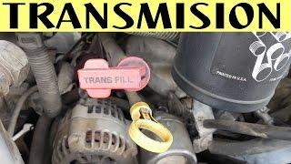Video Como comprobar nivel de aceite transmission automatica y manual MP3, 3GP, MP4, WEBM, AVI, FLV November 2018