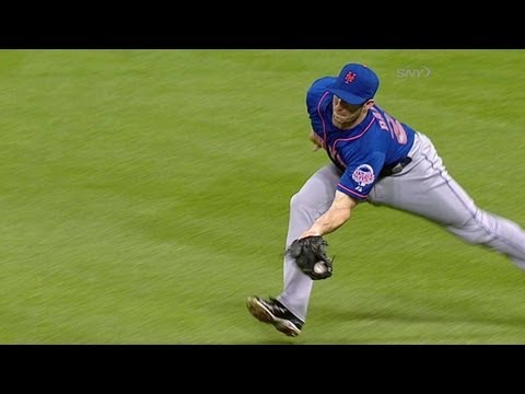 NYM@STL: Baxters diving catch robs Jay in seventh_Baseball, MLB. Major League Baseball best videos. Sport of USA, MLB