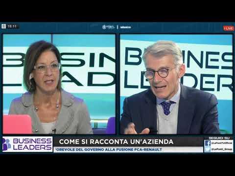 Business Leaders con Auro Palomba - 27 Maggio 2019