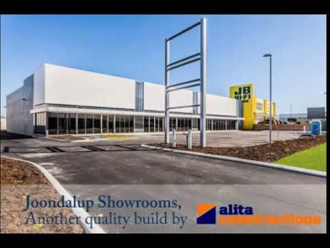 Completion of Joondalup Showrooms